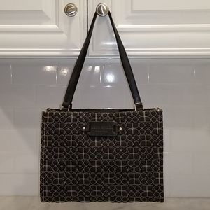 Kate Spade Vintage Medium Signature Logo Tote